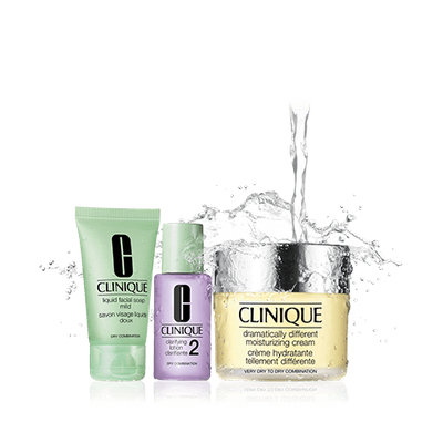Clinique Great Skincare Set Deal for Extra Dry Skin