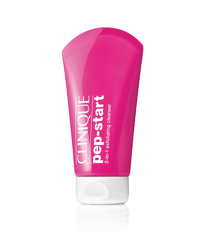 Clinique Pep-Start™ 2-in-1 Exfoliating Cleanser