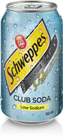 Schweppes® Club Soda