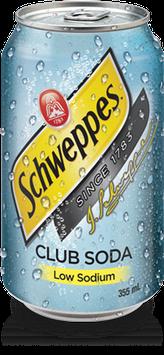 Schweppes® Club Soda