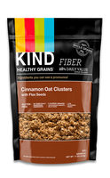 KIND® Cinnamon Oat Clusters With Flax Seeds