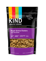 KIND® Maple Quinoa Clusters With Chia Seeds