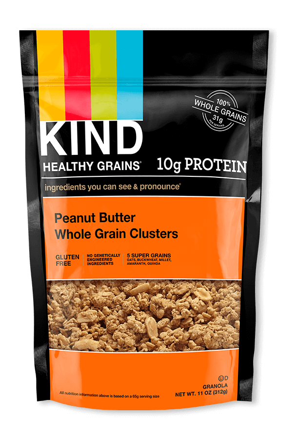KIND® Peanut Butter Whole Grain Clusters