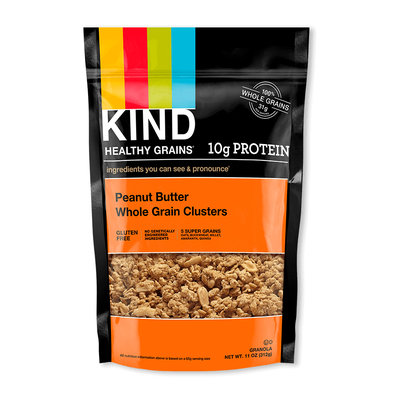 KIND® Peanut Butter Whole Grain Clusters