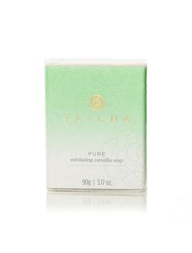 TATCHA Exfoliating Camellia Soap Body Bar