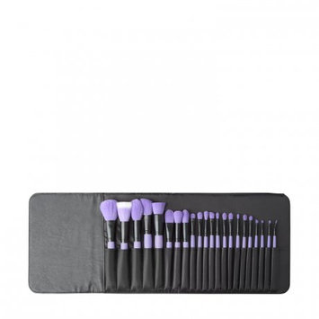 Coastal Scents 22 Piece Brush Affair Vanity Collection in Orchid