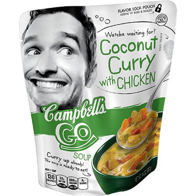 Campbell's® Coconut Curry with Chicken & Shitake Mushrooms Soup