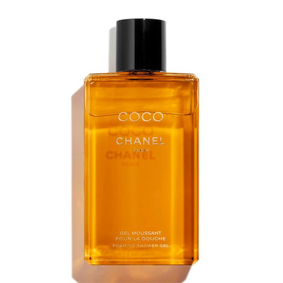 CHANEL Coco Foaming Shower Gel