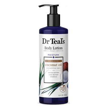 Dr Teal's® Nourishing Coconut Oil Lotion