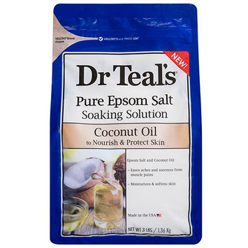 Dr Teal's® Pure Epsom Salt Soak- Coconut Oil