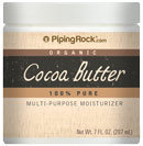 Piping Rock Cocoa Butter 100% Pure 7 oz