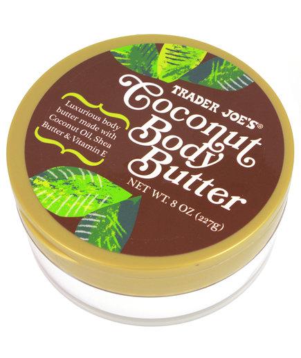 Trader Joe's Coconut Body Butter