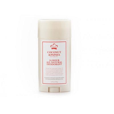 Nubian Heritage Coconut & Papaya 24 Hour All Natural Deodorant