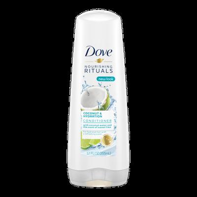 Dove Nourishing Rituals Coconut & Hydration Conditioner