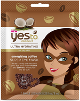 Yes To Coconut Energizing Coffee Super Eye Mask