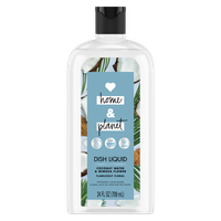 Love Home & Planet Coconut Water & Mimosa Flower Liquid Dish Soap