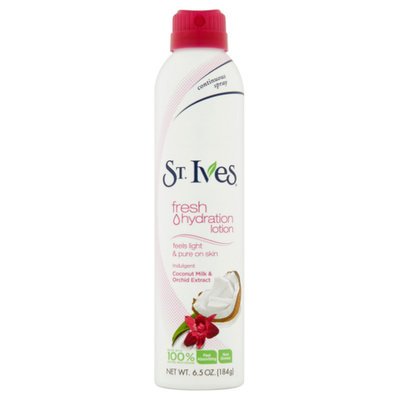 St. Ives Coconut Milk & Orchid Extract Fresh Hydration™ Lotion Spray