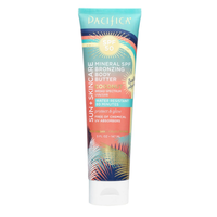 Pacifica Coconut Mineral SPF 50 Bronzing Body Butter
