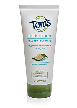 Tom's OF MAINE Body Lotion Intense Hydrating