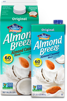 Almond Breeze® Almondmilk Almond Coconut Original