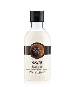 THE BODY SHOP® Coconut Shower Cream