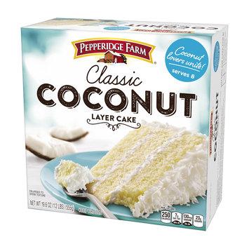Pepperidge Farm® 3-Layer Cake Coconut Flavor