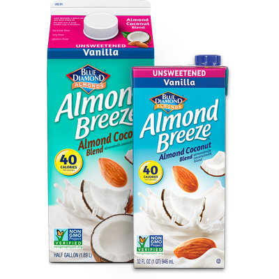 Almond Breeze® Almondmilk Almond Coconut Unsweetened Vanilla