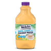 Welch's® 100% Juice With Coconut Water White Grape Mango