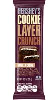 Hershey's Cookie Layer Crunch Bar, Vanilla Crème