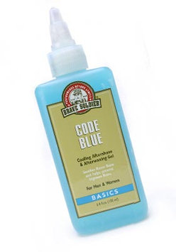 Brave Soldier Code Blue - Cooling Aftershave & Afterwaxing Gel