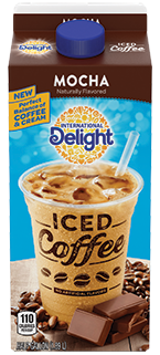 International Delight Coffee & Cream Mocha Iced Coffee Drink