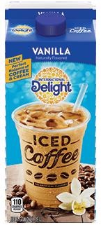 International Delight Coffee & Cream Vanilla Iced Coffee Drink