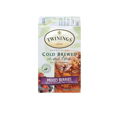 TWININGS® OF London Mixed Berries Cold Brewed Iced tea
