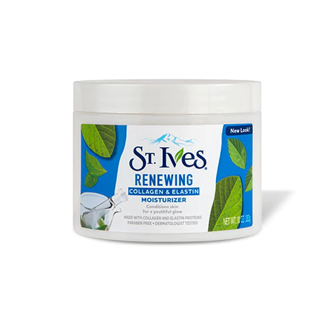 St. Ives Renewing Collagen Elastin Moisturizer