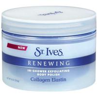 St. Ives Renewing Collagen Elasting In-Shower Exfoliating Body Polish