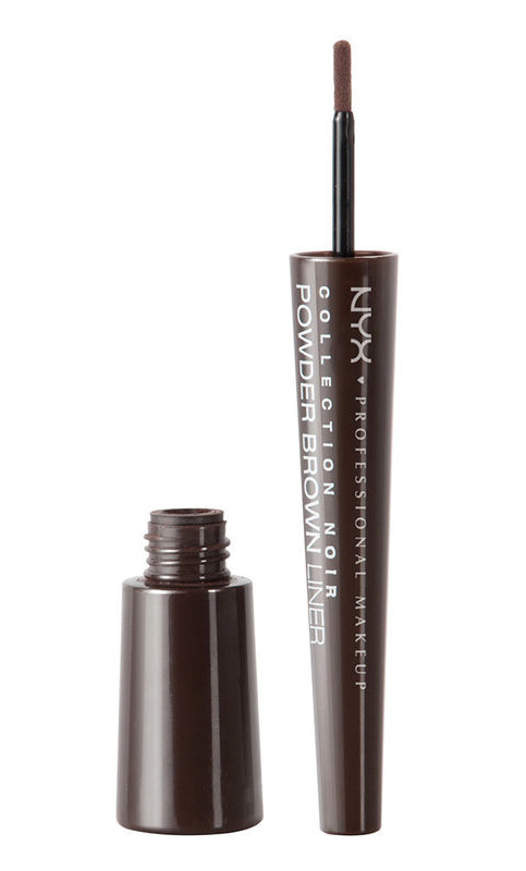 NYX Collection Noir Powdery Brown Liner