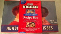 Hershey's Kisses Collector's Edition Recipe Box with Recipes