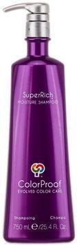 Color Proof ColorProof SuperRich Moisture Shampoo 25.4 oz