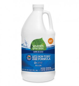 Seventh Generation Chlorine Free Bleach