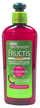 Garnier Fructis Instant Color Shield Sealer Leave in Lightweight