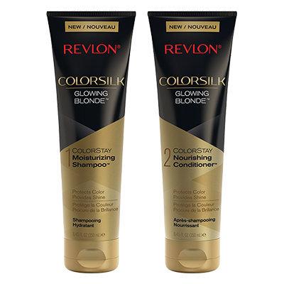 Revlon Colorsilk Shampoo & Conditioner