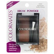 Colormates Brow Powder