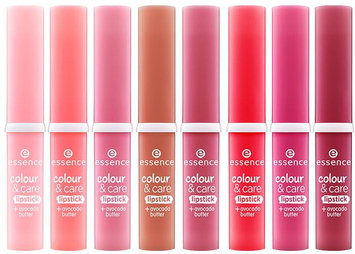 Essence Colour & Care Lipstick