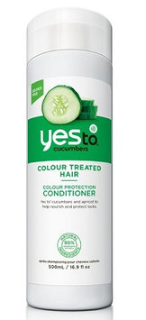 Yes To Cucumbers Colour Protection Conditioner