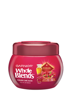 Garnier Whole Blends™ Color Care Mask with Argan Oil & Cranberry Extracts