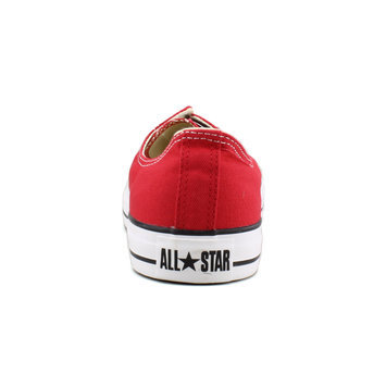 Converse Chuck Taylor All Star Canvas Low Red 9