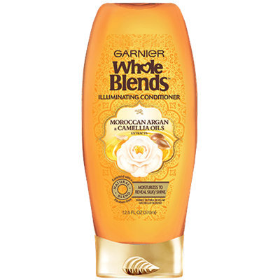 Garnier Whole Blends® Moroccan Argan & Camellia Oils Extracts Illuminating Conditioner