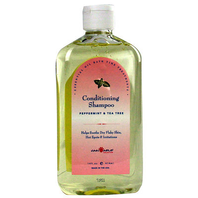 Cain & Able Collection Conditioning Shampoo - Peppermint - 16 oz