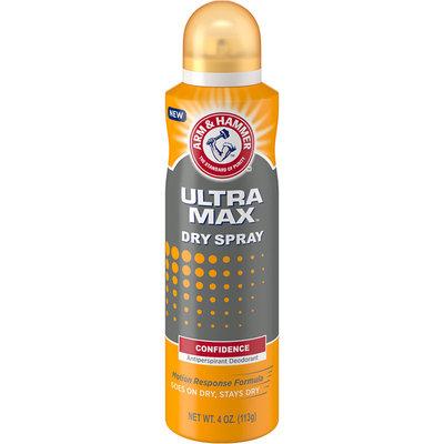 ARM & HAMMER™ ULTRAMAX™ Dry Spray Deodorant Confidence