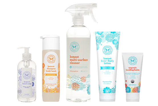 The Honest Company Essentials Bundle